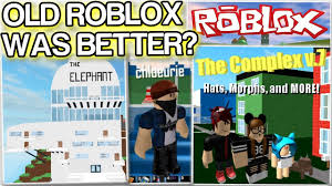 OLD roblox games i used to LOVE ...