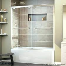 bathtub door home depot canada maax halo tub frameless hinged pivot shower glass doors sliding rare inside kitchen surprising