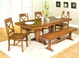 bench seating cushions outdoor dining table formal room sets chairs round