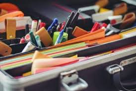 must have office accessories. Color Coordinated Office Supplies May Seem Like Something Elle Woods Would Love, But There\u0027s No Denying A Little Pop Of Brighten Up Your Monday Must Have Accessories