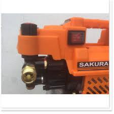 Máy Rửa Xe Mini .Chỉnh Áp SAKURA. Japan SK1. Công Suất 2400W. Có chỉnh áp  .cam kết lõi đồng 100%.bảo hành 12 tháng