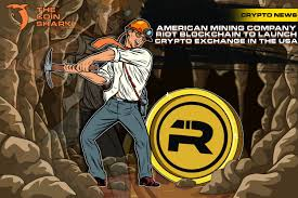 Bitcoin is a volatile sector. American Mining Company Riot Blockchain To Launch Crypto Exchange In The Usa Coinshark