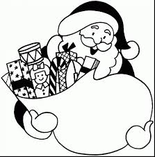 Small Picture good santa claus and reindeer coloring pages with santa claus