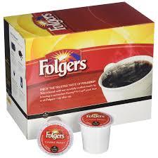 keurig k cups.  Cups Folgers Coffee KCup Pods On Keurig K Cups R