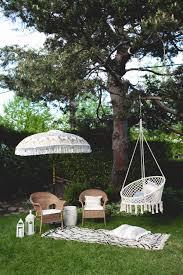 making a backyard oasis decoraciones