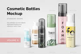 Therefore, be sure to add your logo, color scheme and all the necessary information to represent your brand. 77 Free Psd Cosmetic Packaging Mockups For Creative Designers Premium Version Free Psd Templates