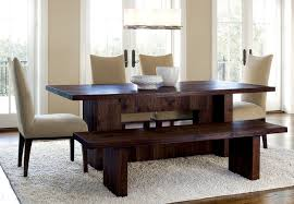 modern kitchen table with bench. 44 Dining Table And Bench Set Parson With Benches Modern Kitchen
