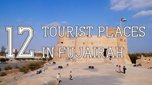 Top Twelve Tourist Places To Visit In Fujairah Emirate - UAE - YouTube