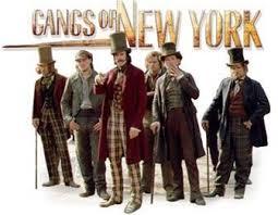 gangs of new york essay