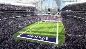 New Minnesota Vikings Stadium Seating Chart Here Are 5 Amazing Things About The Minnesota Vikings New