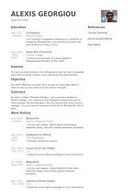 Bookseller Resume Samples Visualcv Resume Samples Database