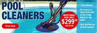Pool Cleaners Automatic Pool Vacuums In The Swim