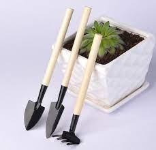 the bling s mini garden tools