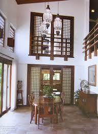 Bobby Manosa House Designs 21st Century Filipiniana Filipino Interior Design