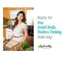 Social Media Course with My Healthy Dish — My Healthy Dish