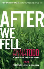 after we fell by anna todd book