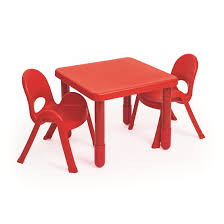 Table Set For Kids Myvalue Set Kids 3 Piece Square Writing Table Set Reviews