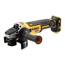 cordless grinder. dewalt dcg405n 18v cordless xr brushless angle grinder 125mm (body only) .