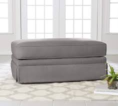 Comfort Designs By Klaussner Klaussner K73600 Westlyn Ottoman Dove