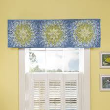 Arcadia Star Quilted Valance/Runner & Arcadia Star Quilted Valance Runner ... Adamdwight.com
