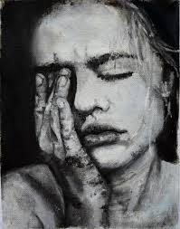 oil painting of woman 2