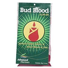 Advanced Nutrients 2300 30 Bud Blood Fertilizer 40gm 0 04 Kg Brown A