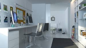 home office idea. Get Good Working Ambience With These 20 Home Office Ideas Design Lover Idea N
