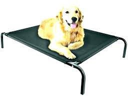 outdoor dog bed with canopy outdoor dog bed with canopy elevated tough chew beds extra large outdoor dog bed with canopy
