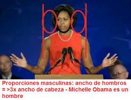 Resultado de imagen para michelle obama trans hombre