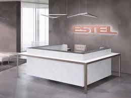 office reception desk. Marble Reception Desk MORE | Office By ESTEL GROUP T