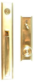 entry door handlesets. Keyed Entry Door Handlesets Modern French Antique Single Cylinder From The Brass Hardware .