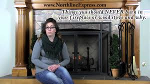 Items You Should NEVER Burn In Your Fireplace or Wood Stove and ...