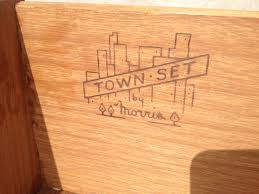 Morris Bedroom Furniture Town Set Desk And Bedroom Group By Morris Furniture Sold
