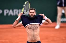 08.05.89, 31 years atp ranking: Benoit Paire Playing French Open Quarter Finals Against Nadal Was My Goal