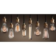 cage lamps old fashioned style edison squirrel cage filament light bulb 19 anchors