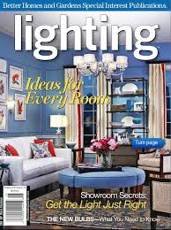 free better homes gardens lighting magazine better homes and gardens lighting