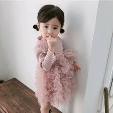 2019 <b>2019 New Fashion Cute</b> Baby Girl Autumn Dress Long Sleeve ...