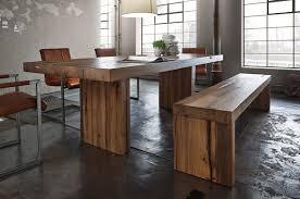 Tischfabrik24 Massivholz Essgruppe Brandon Rustik Alte Eiche 240 X