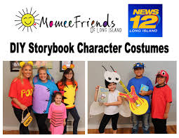 It Is So Much Fun Creating Your Own Costumes. It Is More Fun When You Can  Turn Into One Of The Beloved Characters In One Of Your Favorite Storybooks.