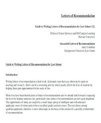 Example Of Reference Examples Of Reference Letters Samples Of Letters Recommendation