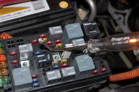 c5 horn switch fix cc tech here