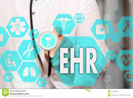 Touch Chart Emr Electronic Health Record Ehr On The Touch Screen With