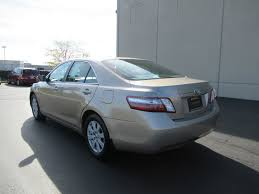 2008 Used Toyota Camry Hybrid 4dr Sedan at Luxury of North America ...