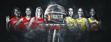 Image result for wnba finals 2018