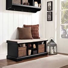 Entrance Bench And Coat Rack Furniture For Front Entryway Full Image Entry Hall Benches Within 56