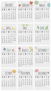 free desktop calendar 2016 printable