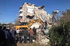 Starke erdbeben können häuser und bauten zerstören. Soforthilfe Nach Erdbeben In Albanien