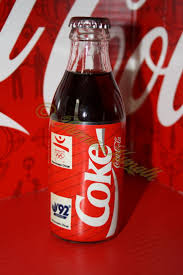 Coca-Cola Spanien 1992