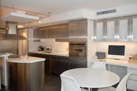 Metal Kitchen Cabinets Ikeablack Double Door Refrigeratormetal - Lacquered kitchen cabinets
