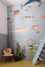 Behang Kinderkamer Vissen Eigen Huis En Tuin